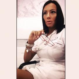nurse Eurodent Belgrade Ivana Ilic